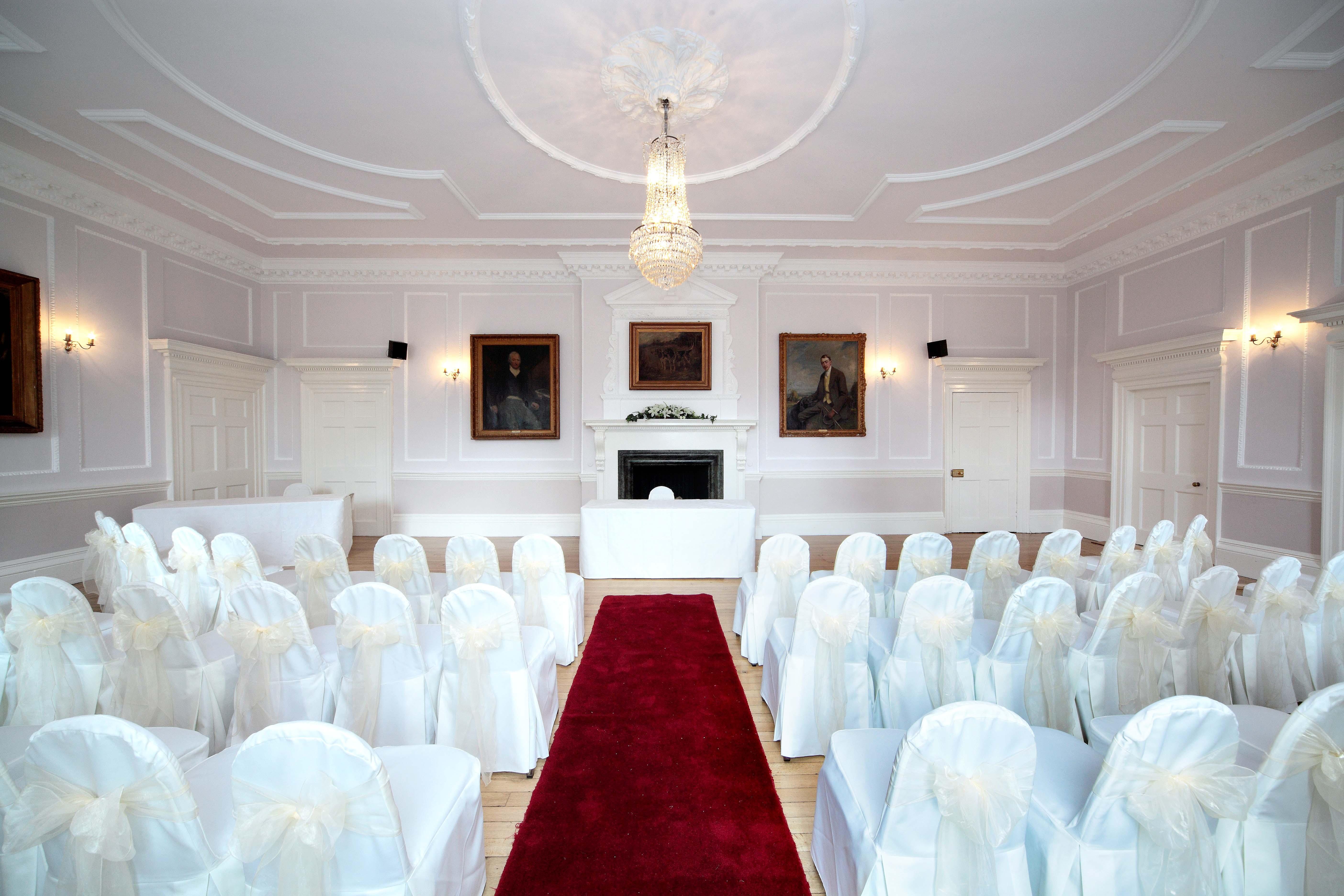 Brooksby melton wedding