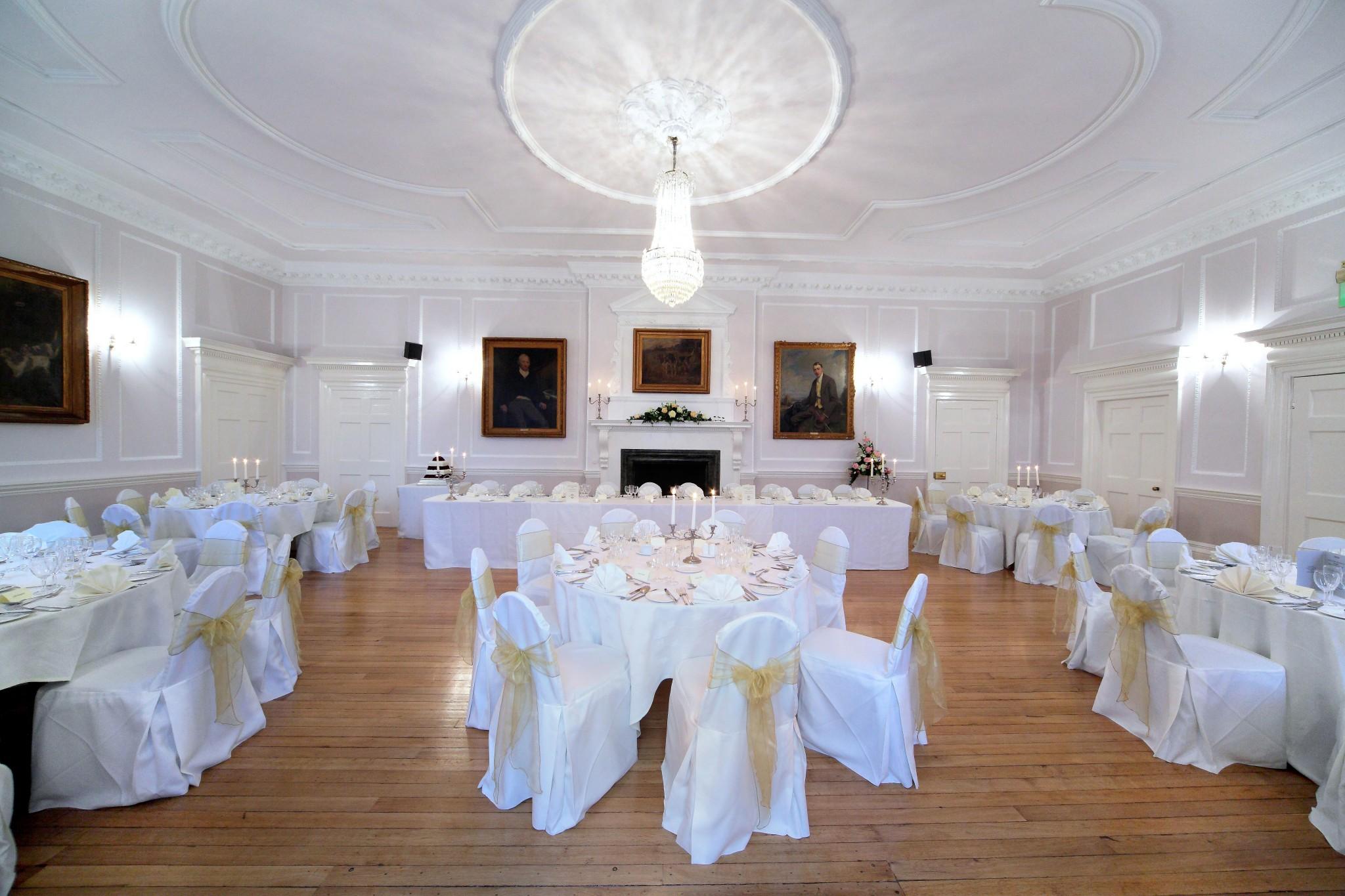 Wedding Venues East Midlands Brooksby Hall